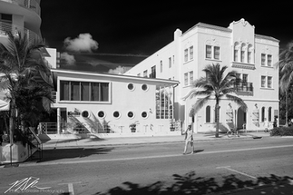 Art Deco hotel on Ocean Drive, Miami Beach, 2008