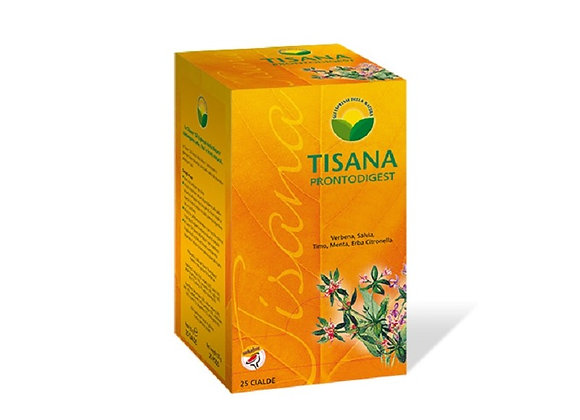 25 cialde Tisana Prontodigest