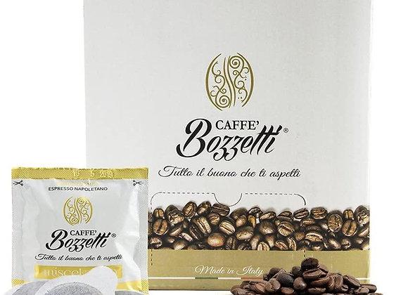 150 cialde caffè Bozzetti miscela Premium