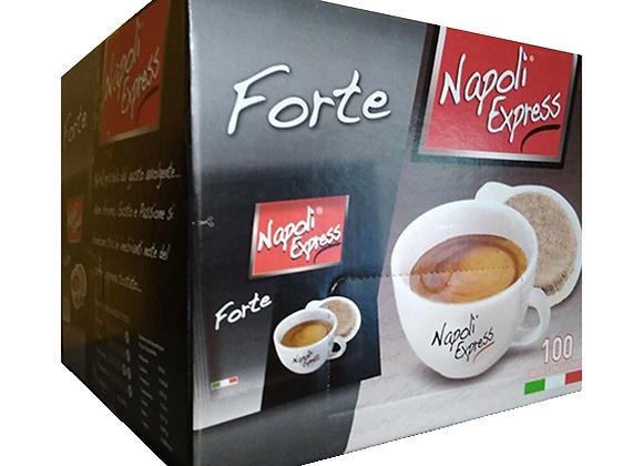 Caffè NAPOLI EXPRESS- CIALDA ES- MISCELA FORTE- CONFEZIONE DA 50+KIT