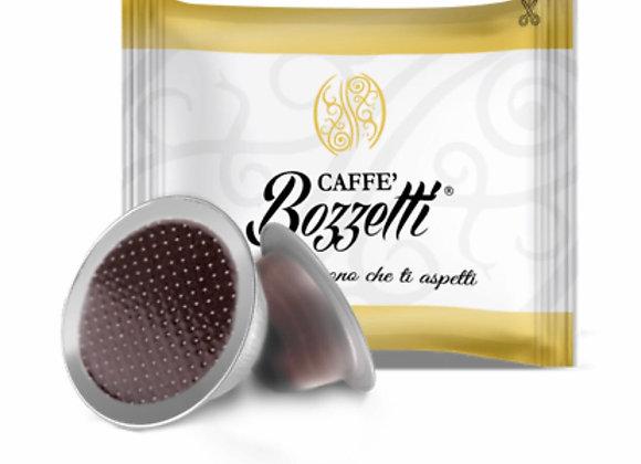 100 capsule caffè Bozzetti miscela Premium compatibile Bialetti