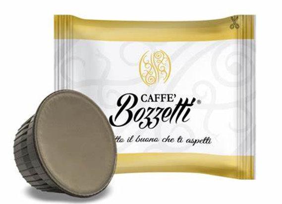 100 capsule caffè Bozzetti miscela Premium compatibile a modo mio