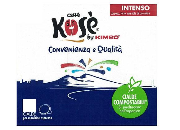 Caffè Kosè - CIALDA ESE- MISCELA INTENSO- CONFEZIONE 150