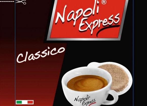 Caffè NAPOLI EXPRESS- CIALDA ES- MISCELA CLASSICA- CONFEZIONE  DA 50 + KIT