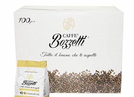 100 capsule caffè Bozzetti miscela Premium compatibile dolce gusto