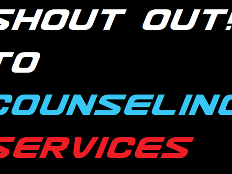 Shout out to TUJ Counseling + Resources!