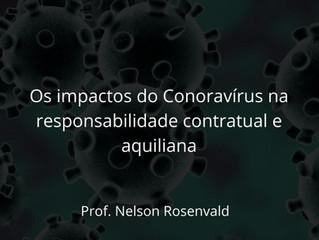 OS IMPACTOS DO CORONAVIRUS NA RESPONSABILIDADE CONTRATUAL E AQUILIANA