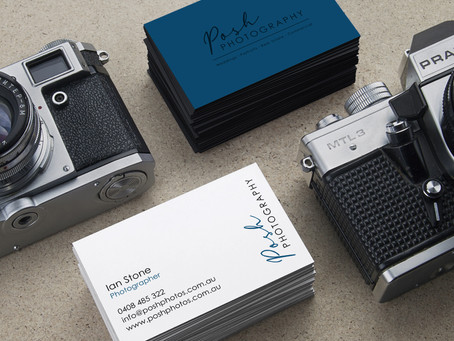 Business Card Special Offer - Deisgn & Print