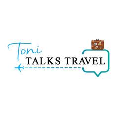 Logo Design for Toni Talks Travel