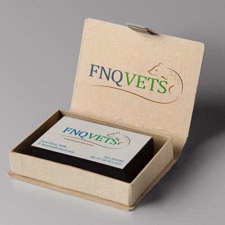 Branding for FNQ Vets