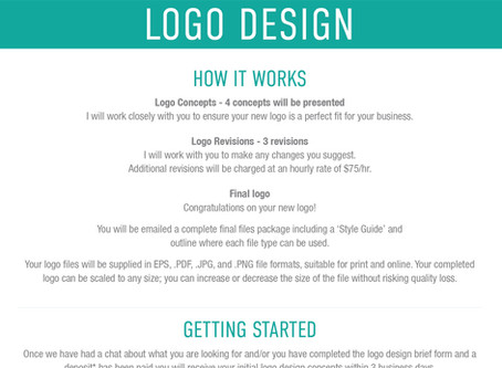 Why use a professional designer for your logo design?