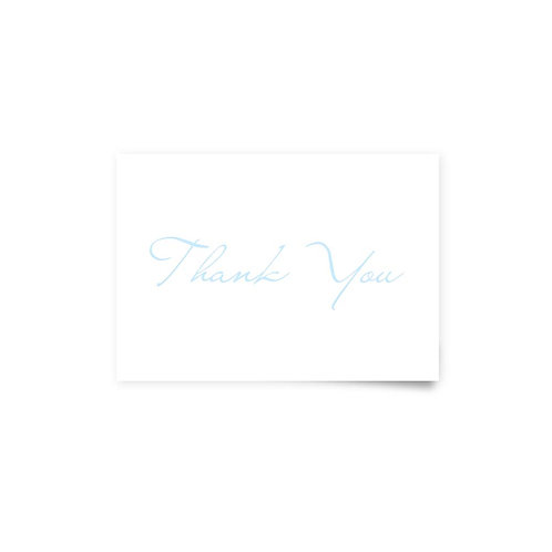 Nature 1 - Thank You Cards