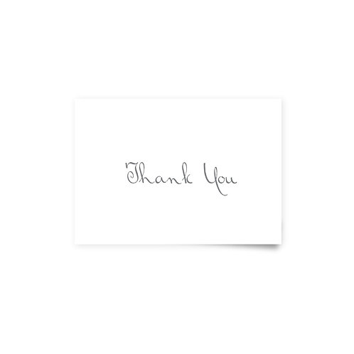 Graphic 2 - Thank You Cards