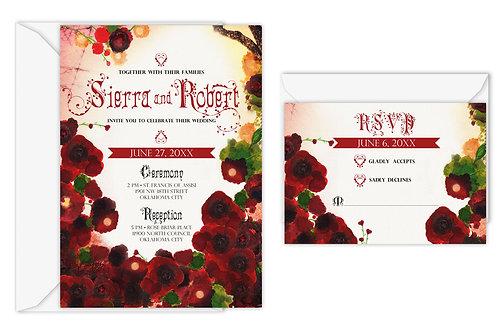 """""""Roses"""" Suite"""