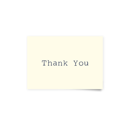 Telegram - Thank You Cards