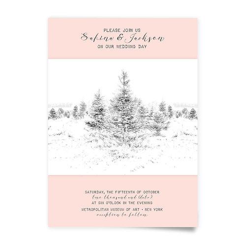 Forest - Invitation