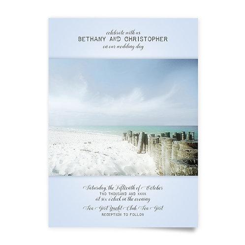 Ocean - Invitation