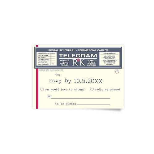 Telegram - RSVP