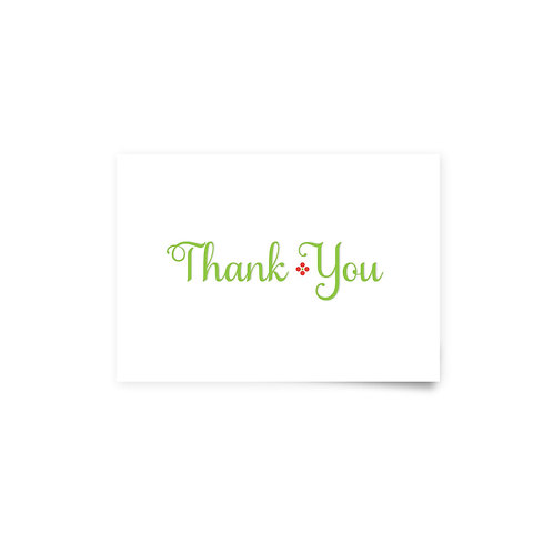Graphic 1 - Thank You Cards