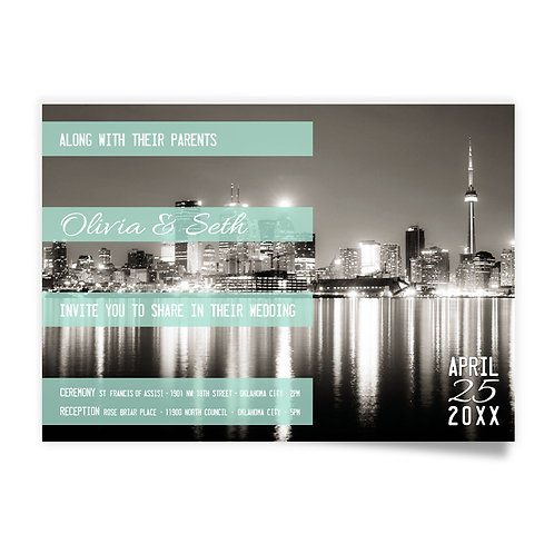 Toronto - Invitation