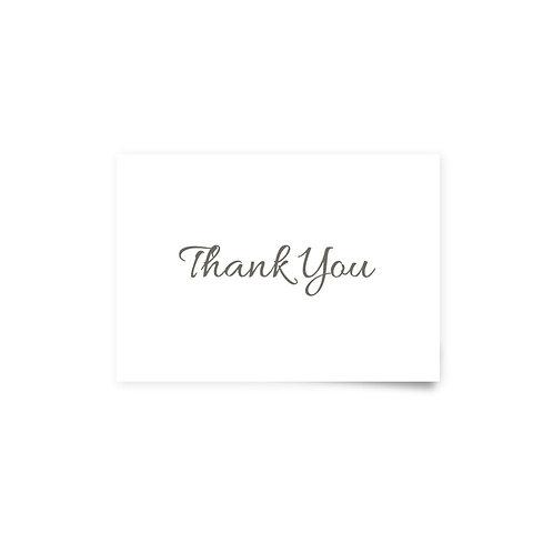 Toronto - Thank You Cards
