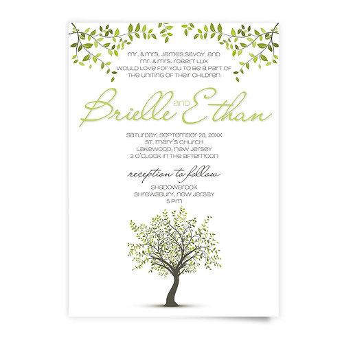 Under the Tree - Invitation