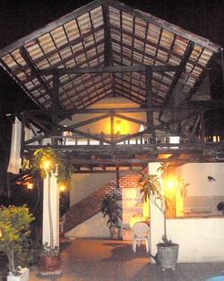 Lounge terraço Pousada em florianopo