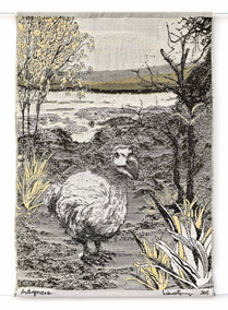 Fiona J Sperryn: Anthropocene Dodo