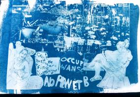 Patricia Mckenna: School kids eco protest
