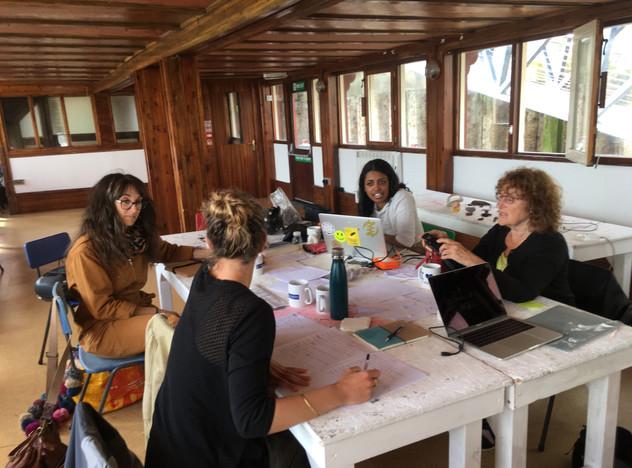 barge residency conversation.JPG