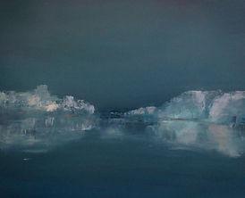 ice, iceland glacier, blue