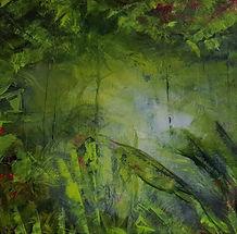 Forest of eden 30 x 30cm