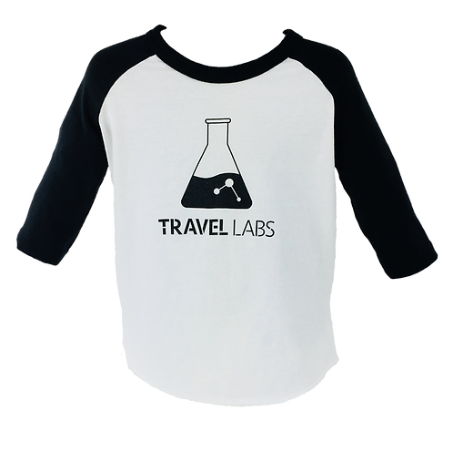 """Travel Labs"" Boy's Toddler T-Shirt"