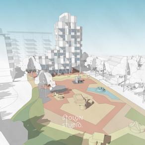 Stolon Studio on list of prestigious practices to help deliver major housing programme in Southwark