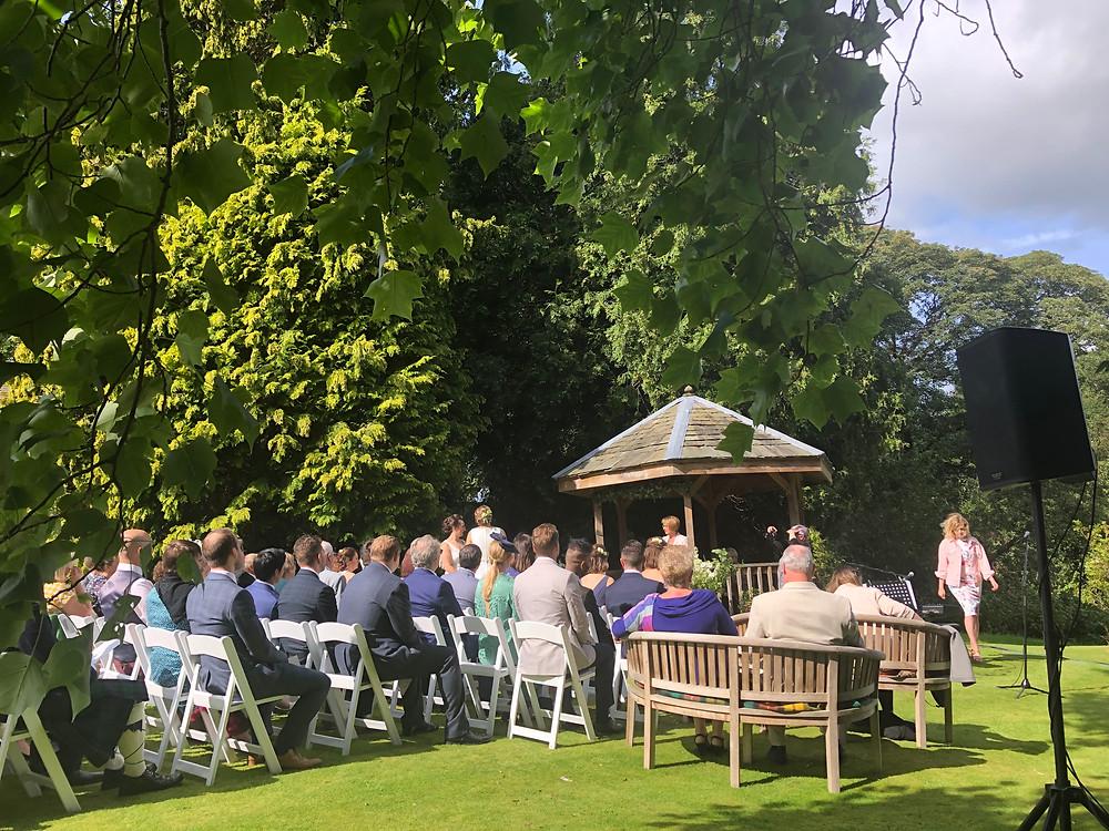 Emma & Elizabeth's wedding at Low House