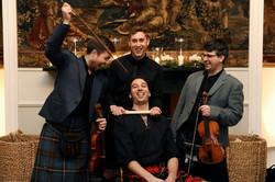 Scottish Ceilidh Band weddings