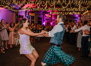 Amazing August - another 11 ceilidhs!