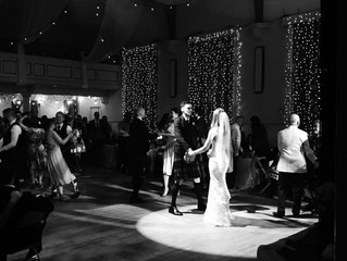 Mr & Mrs Fennell - Pitlochry Town Hall Wedding with a BANG!