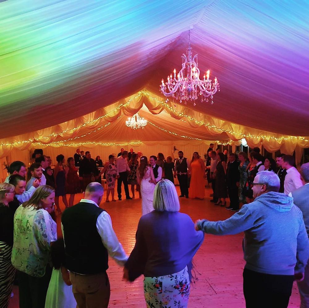 Samantha & Lewis' Wedding at Ballogie Estate