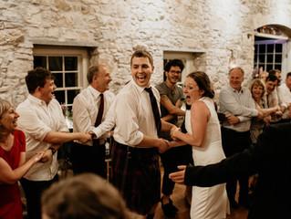 2 raucous weddings!