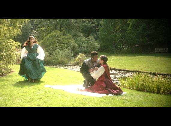 Fior Di Fossa - Katherine, Anthony, and Genevieve