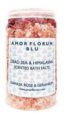 Scented Bath Salts
