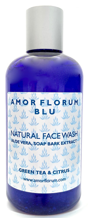 pH Balanced - FACE WASH - With ALOE VERA, GREEN TEA & CITRUS- 250ml