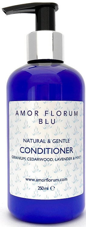 CONDITIONER - COCONUT, GERANIUM, CEDARWOOD, LAVENDER & MINT - 250ml