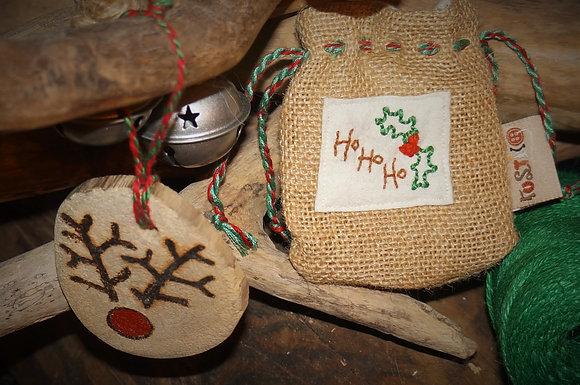 Ho Ho Ho! Little Bag