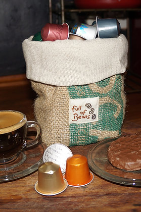 Full of Beans Coffee Basket