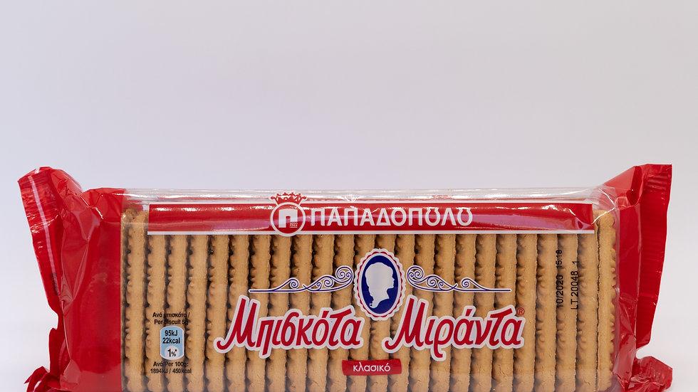 Miranda biscuits, Papadopoulou 250g
