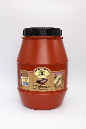 Olives Kalamon in brine 3.3l