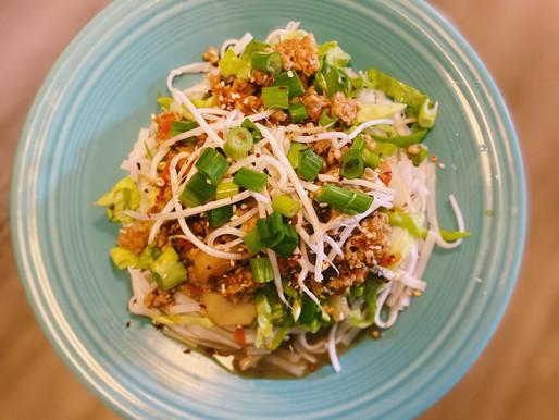 Sierra's Version of PF Chang's Chicken Lettuce Wraps