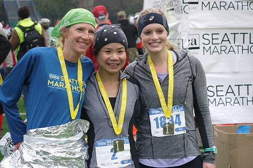 Seattle Marathon Monthly Coaching